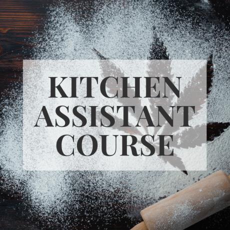 kitchen assistant course
